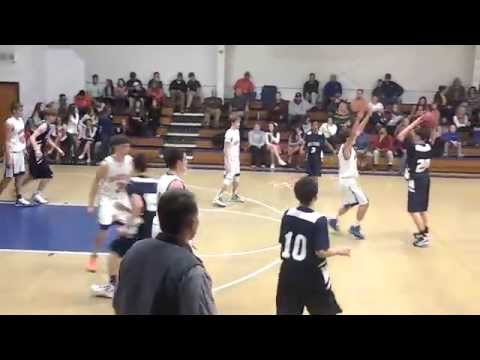 Jae King (#10), #Manning Game (7 pts), Point Guard, Class of 2018, Columbia, SC (2nd half)