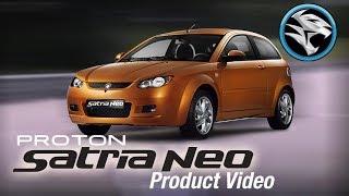 Proton Satria Neo Product Video (2006)