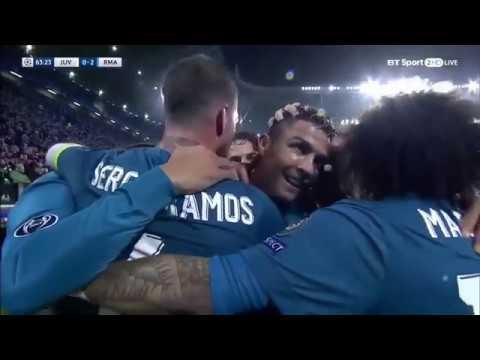 ГОЛ Роналду. Ювентус 0-2 Реал Мадрид 3.04.18
