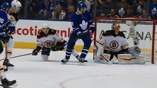 Ron Hainsey's goal stands after getting reviewed for goalie interference