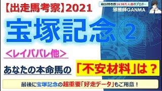 【宝塚記念2021 出走馬考察Vol.2】レイパパレ他 人気馬5頭を徹底考察!