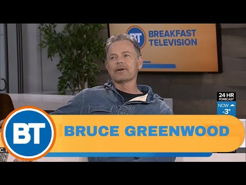 Bruce Greenwood on his role in City's 'The Resident'