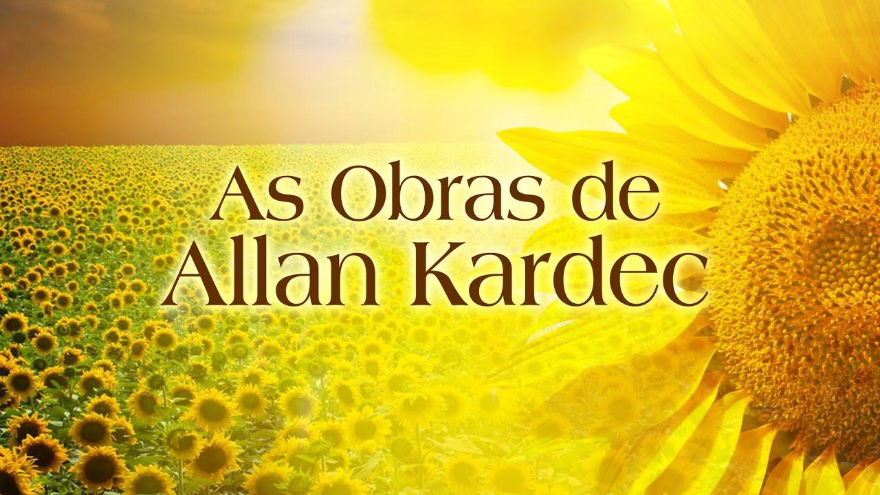 As Obras de Allan Kardec