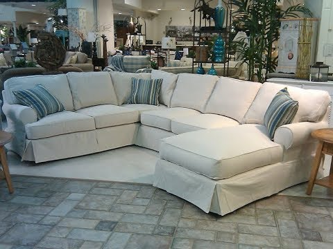Etonnant Slipcover For Sectional Sofa With Chaise