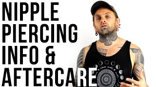 Piercing Info Aftercare