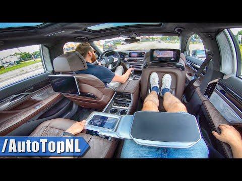 2020 BMW 7 SERIES Passenger POV - GADGETS & Entertainment by AutoTopNL