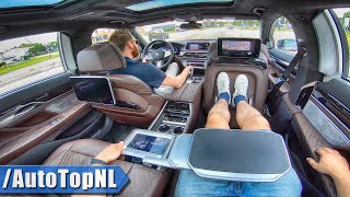 2020 BMW 7 SERIES Passenger POV - GADGETS & Entertainment by AutoTopNL