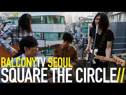 스퀘어더써클 SQUARE THE CIRCLE - CHARLIE (BalconyTV)