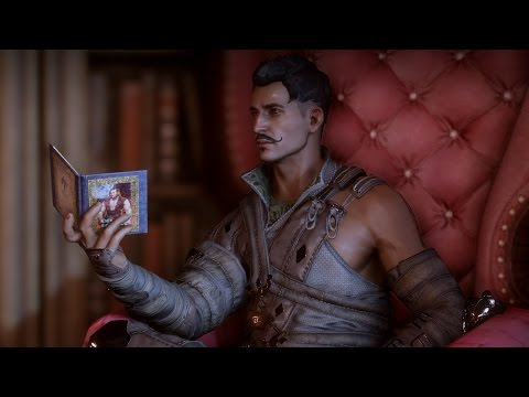 DA: Inquisition. Dorian after What Pride Had Wrought (all options)
