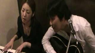 2010.04.17 松江市 Retrock Bar POISSON レトフォークナイト.