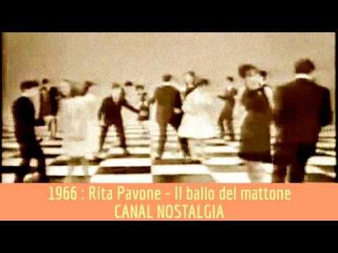 Rita Pavone - Il ballo del mattone ( El baile del ladrillo )