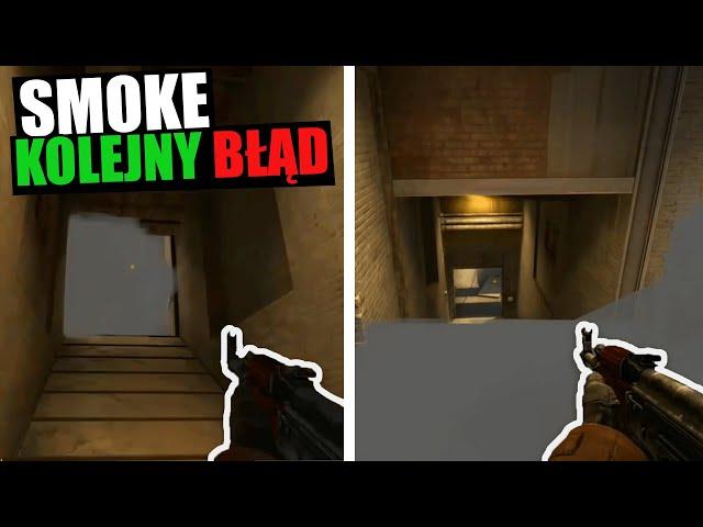 CS:GO - Widzenie przez Smoke, Mołotow przez całą mapę  - Podsumowanie Tygodnia #13