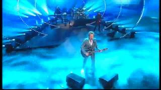 Bon Jovi - Superman Tonight (live on Wetten dass.. & Talk)