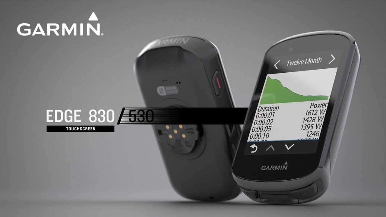 Edge 830 | Sports & Fitness | Products | Garmin | Philippines | Home