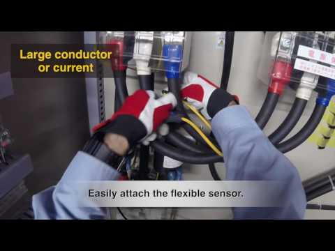 Using 3280 series AC clamp meters: Introduction to functionality and measurement methods