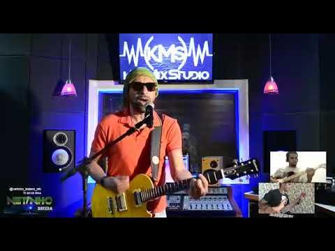 Confira o vídeo do músico serrinhense Netinho Batera na sua estréia como cantor