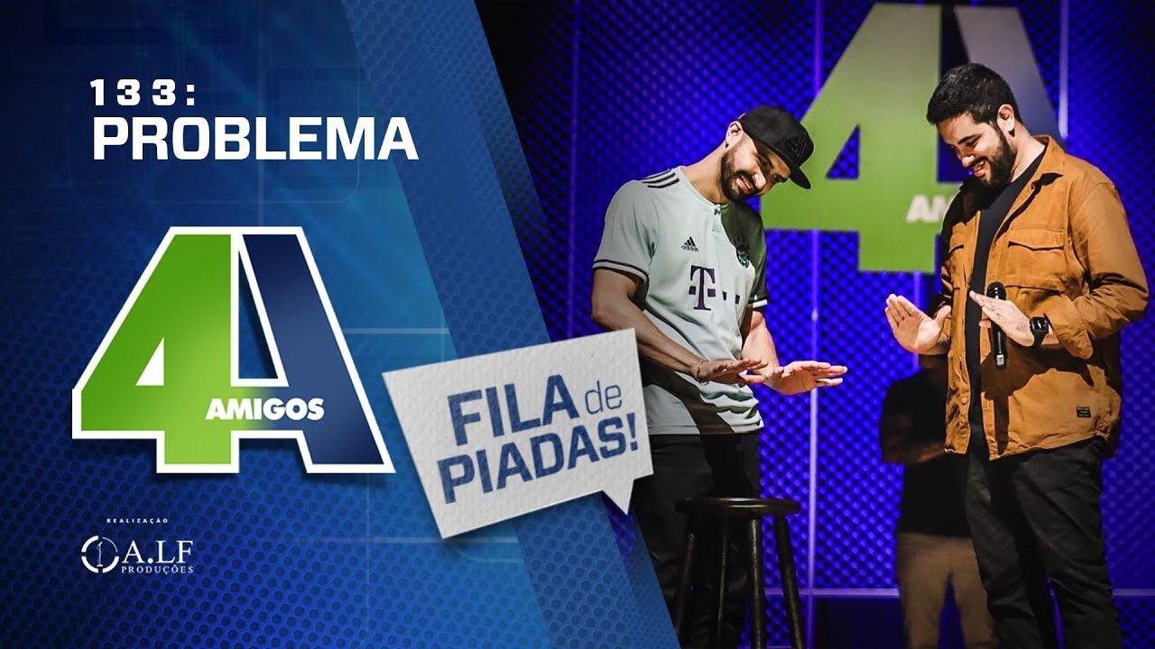 FILA DE PIADAS - PROBLEMA - #133