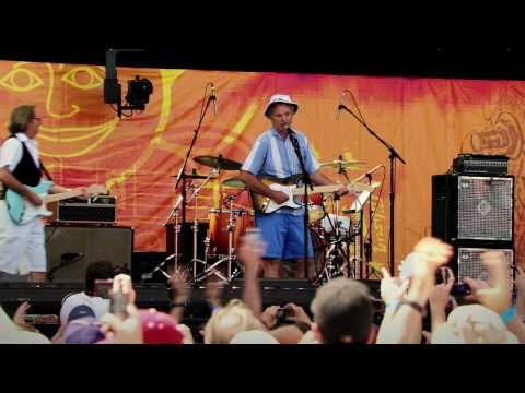 Introduction by Bill Murray (Crossroads Guitar Festival 2010, 0/39)