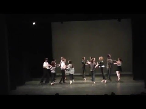 Kenyon College Dance Team Spring Concert 2015