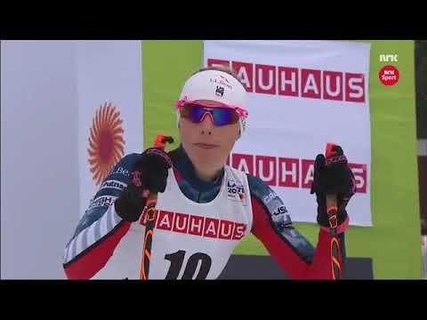 Marit Bjørgen Vinner 10 KM I Otepää 2017