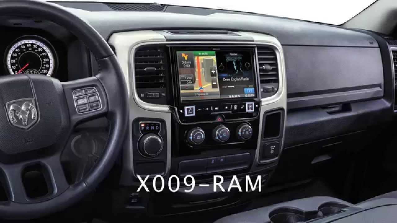 Alpine X009 Ram Youtube
