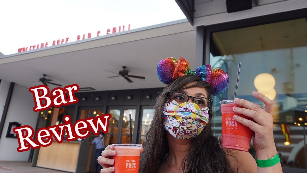 Wolfgang Puck Express | Specialty Drink Review | Disney Springs