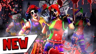 NEW MODE :: CLOWN TUEUR SUR FORTNITE BATTLE ROYALE !