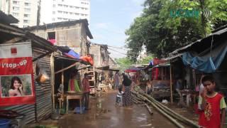 Dignity in a Dhaka slum