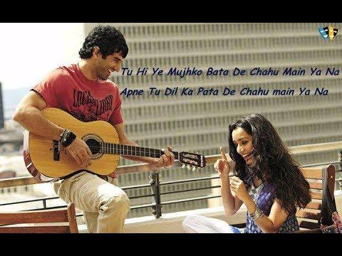 Tu hi ye mujhko bata de  Romantic Song by Amrish Vanshi