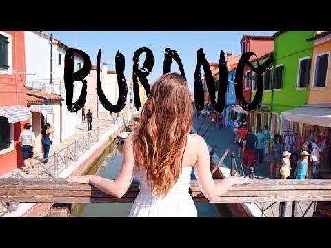 Burano, Venice | Most Colourful Island In Italy