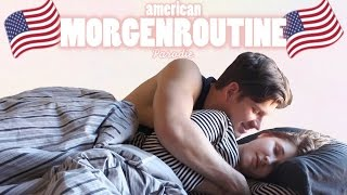 MORGENROUTINE Parodie - USA boyfriend edition | janasdiary