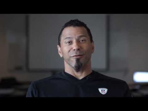 Rod Woodson for Play4Him | NFL Hall of Famer Rod Woodson