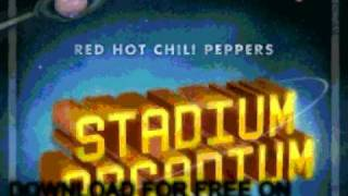 red hot chili peppers  - C