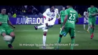 Monaco - Lyon this sunday Canal+ with a Star Wars inspired trailer for