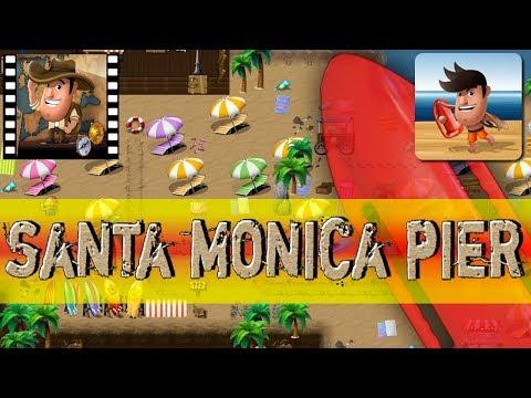 [~Beachwatch~] #5 Santa Monica Pier - Diggy's Adventure