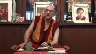 Досточтимый Лобсанг Намгьял,Как медитировать, ч.1 из 9