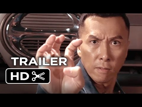 Kung Fu Killer Official Trailer 1 (2015) -...