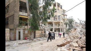 أخبار عربية | قتيل وجرحى بقصف جوي على الغوطة الشرقية بريف #دمشق