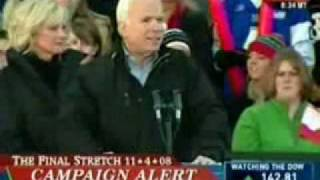 Mr T helps John McCain
