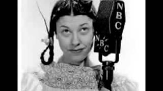 Ezio Pinza Judy Canova radio skit  1950