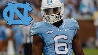 MJ Stewart || Official North Carolina Highlights