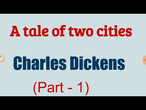 The Tale of two cities  part -1    ( English literature )