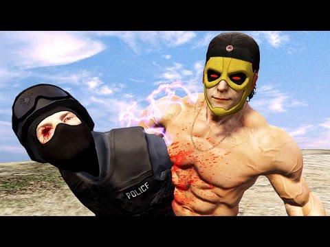 【DE JuN】真。北斗爆奶拳!(GTA 5 Funny/FAILS/Brutal Kill Compilation)