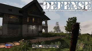 7 Days to Die | ps4 | Defense | S2 EP9