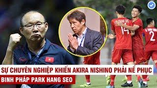 VN Sports (Review) | Binh pháp Park Hang Seo: Sự khoa học và chuyên nghiệp đến quái kiệt (Phần 2)
