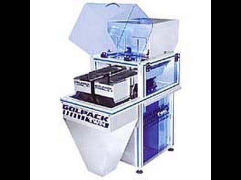 Maquina de empacotar semi autom tica 11 98555 0001 for Maquinas para toldos enrollables