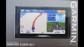 видео Купить Garmin DriveSmart 61 RUS LMT (010-01681-46). Aвто навигатор Garmin DriveSmart 61 RUS LMT (010-01681-46) по специальной цене 15171 руб.