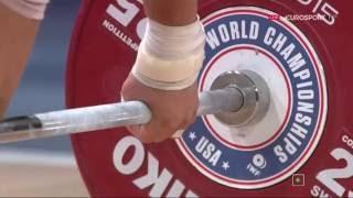 Чемпионат мира 2015.  Женщины в.к. до 58 кг.