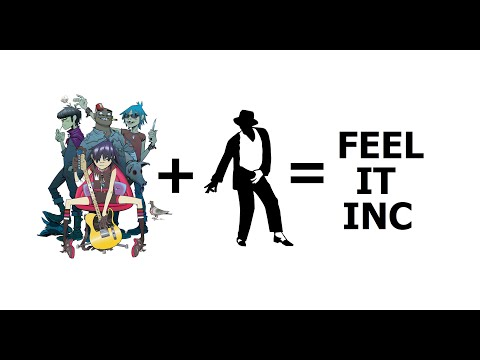 FEEL IT INC (Beat It and Feel Good Inc Mashup)