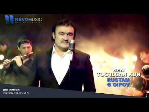 Rustam G'oipov - Sen tug'ilgan kun | Рустам Гоипов - Сен тугилган кун